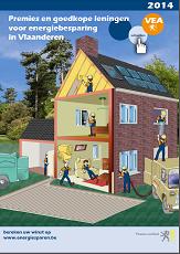 Premies en leningen voor energiebesparing in vlaanderen